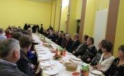 Spotkanie opłatkowe SNZZ RI Solidarność 20.01.2018