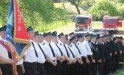 Strażacy świętowali (Florian 2019 wisłowiec)