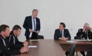 Posiedzenie Zarządu Gminnego Związku OSP 21.05.2021 r.